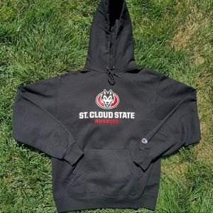 Champion St. Cloud State Huskies Hoodie Sweatshirt